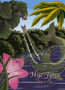Hye-Jynx: Quest One is a chapter ebook for children written by Denice Hughes Lewis